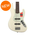Fender American Professional Jazz Bass V - Olympic White with Rosewood FingerboardAmerican Professional Jazz Bass V - Olympic White with Rosewood Fingerboard