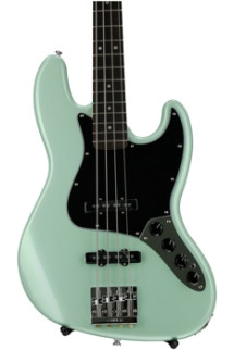 Fender Deluxe Active J Bass - Surf Pearl with Rosewood Fingerboard