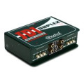 Radial JDI Duplex - Jensen Equipped 2-channel Passive Instrument Direct Box