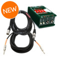 Radial JDI Direct Box & Cable PackageJDI Direct Box & Cable Package
