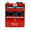 Radial JDX Direct-Drive - Active Guitar Amp Direct BoxJDX Direct-Drive - Active Guitar Amp Direct Box