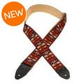 Dunlop Jimi Hendrix Guitar Strap - WoodstockJimi Hendrix Guitar Strap - Woodstock