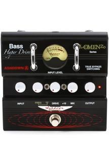 Ashdown FS-JLO Drive James LoMenzo Bass Hyper Drive Pedal