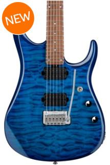 Sterling JP150 John Petrucci Signature - Neptune Blue