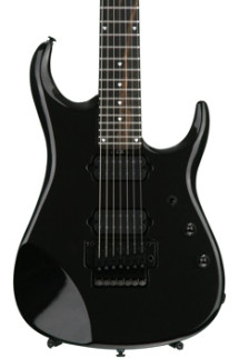 Ernie Ball Music Man John Petrucci JP16 7-String - Black Lava
