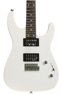 Jackson JS12 Dinky - White