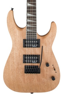 Jackson JS22 Dinky - Natural Oil
