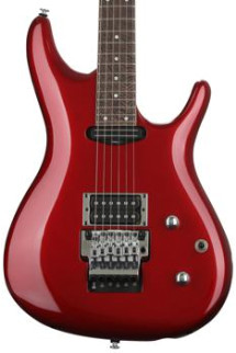 Ibanez JS24P Joe Satriani Signature - Candy Apple Red
