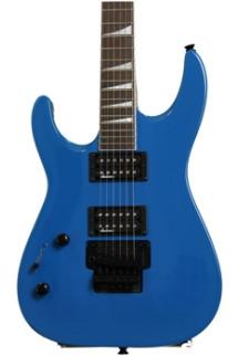 Jackson JS32L Dinky Left-handed - Bright Blue