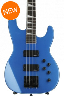Jackson JS3 Concert Bass - Metallic Blue