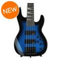 Jackson JS3V Concert Bass - Metallic Blue BurstJS3V Concert Bass - Metallic Blue Burst