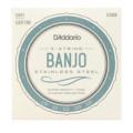 D'Addario EJS60 Stainless Steel Banjo Strings - .010-.020 Light 5-StrEJS60 Stainless Steel Banjo Strings - .010-.020 Light 5-Str