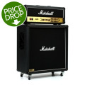 Marshall JVM210H/1960B Straight Half Stack Package