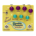 Analog Alien Joe Walsh Double Classic Compressor / Overdrive PedalJoe Walsh Double Classic Compressor / Overdrive Pedal