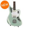 Fender Custom Shop 1960s Jaguar NOS, Masterbuilt by Greg Fessler - Surf Green Sparkle
