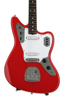Fender '60s Jaguar - Fiesta Red with Rosewood Fingerboard