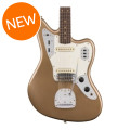 Fender Custom Shop 1963 Journeyman Relic Jaguar - Aged Shoreline Gold