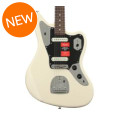 Fender American Professional Jaguar - Olympic White with Rosewood FingerboardAmerican Professional Jaguar - Olympic White with Rosewood Fingerboard
