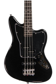 Squier Vintage Modified Jaguar Bass Special SS - Black