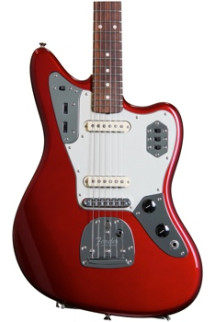 Fender Classic Player Jaguar Special - Candy Apple Red with Rosewood Fingerboard