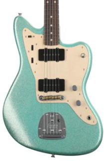 Fender Custom Shop 1958 Jazzmaster Closet Classic - Sea Foam Green Sparkle
