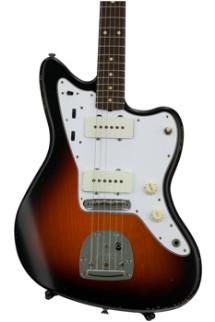 Fender Road Worn '60s Jazzmaster - 3-color Sunburst with Rosewood Fingerboard