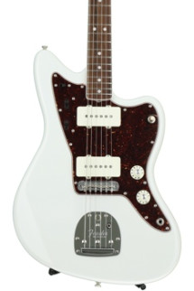Fender American Vintage '65 Jazzmaster - Olympic White with Rosewood Fingerboard