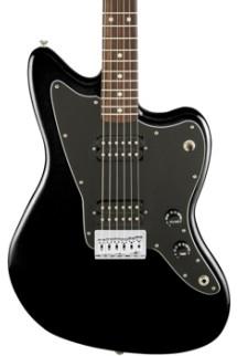 Squier Affinity Series Jazzmaster HH - Black