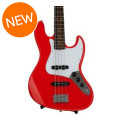 Squier Affinity Series Jazz Bass - Race RedAffinity Series Jazz Bass - Race Red