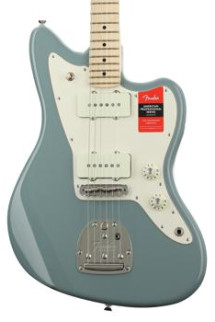Fender American Professional Jazzmaster - Sonic Gray with Maple Fingerboard