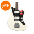 Fender American Professional Jazzmaster - Olympic White with Rosewood FingerboardAmerican Professional Jazzmaster - Olympic White with Rosewood Fingerboard