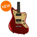 Squier Jazzmaster Deluxe ST - Candy Apple RedJazzmaster Deluxe ST - Candy Apple Red