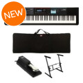 Roland JUNO-DS88 Stage Performance BundleJUNO-DS88 Stage Performance Bundle