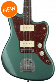 Fender Custom Shop 1959 Journeyman Relic Jazzmaster - Aged Sherwood Green