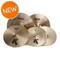 Zildjian Country K Cymbal SetCountry K Cymbal Set