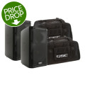 QSC K8 Speaker Pair with TotesK8 Speaker Pair with Totes