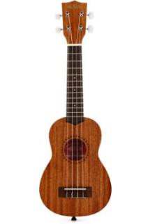 Kala KA-15S - Satin Mahogany Soprano