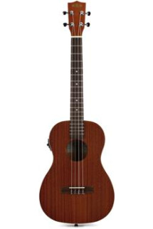 Kala KA-BE Mahogany Series Baritone Ukulele with EQ