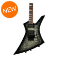 Jackson KEXQ X Series Kelly - Trans Black Burst
