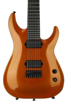 Schecter Keith Merrow KM-7 - Lambo Orange