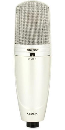 KSM44A Large-diaphragm Condenser Microphone