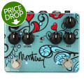 Keeley Monterey Rotary Fuzz Vibe Analog Multi-effects Pedal