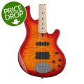 Lakland Skyline 44-02 Deluxe - Cherry Sunburst, MapleSkyline 44-02 Deluxe - Cherry Sunburst, Maple