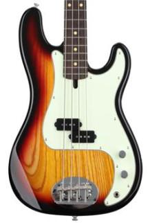 Lakland Skyline 44-64 Standard - 3-Tone Sunburst, Rosewood