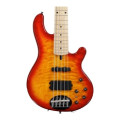 Lakland Skyline 55-02 Deluxe - Cherry Sunburst, Maple FingerboardSkyline 55-02 Deluxe - Cherry Sunburst, Maple Fingerboard
