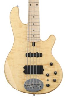 Lakland Skyline 55-02 Deluxe - Natural, Maple Fingerboard