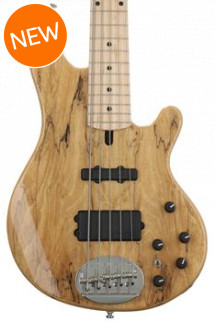 Lakland Skyline 55-02 Deluxe - Spalted Maple - Natural
