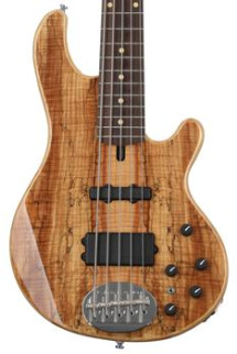 Lakland Skyline 55-02 Deluxe - Spalted, Rosewood