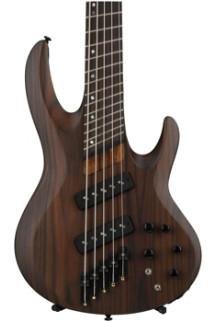 ESP LTD B-1005SE Multi-Scale - Rosewood Natural Satin