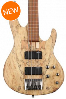 ESP LTD B-204SM Fretless - Natural Satin